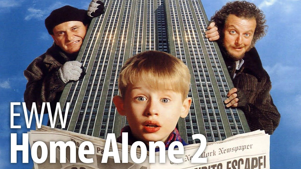 Download Everything Wrong With Home Alone 2: Lost In New York