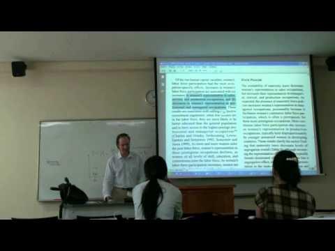 Environmental Sociology 7 (2/6): New Ecological Paradigm: Example: Environmental Underclasses