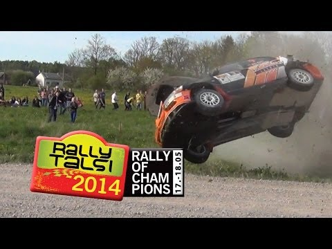 Rally Talsi 2014 (Action&Crashes)