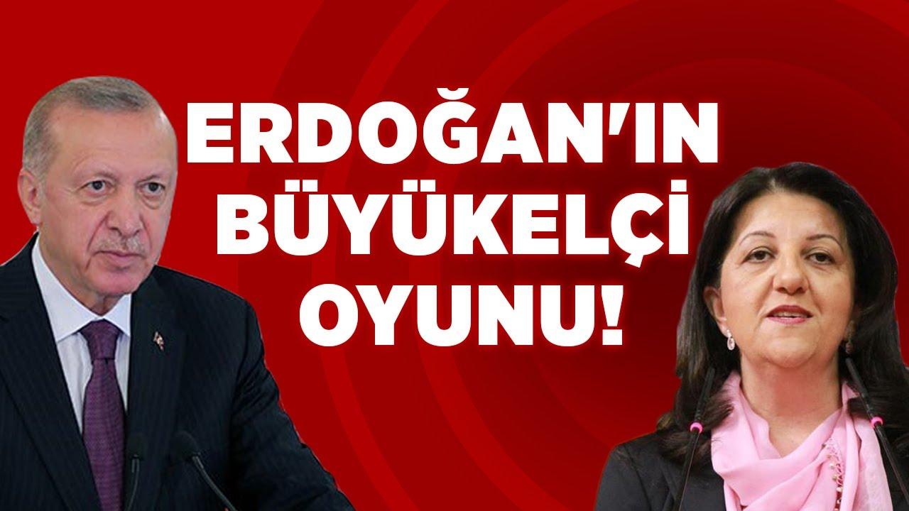 Download Erdoğan'ın Büyükelçi Oyunu! HDP Eş Genel Başkanları Pervin Buldan ve Mithat Sancar!   KRT Haber