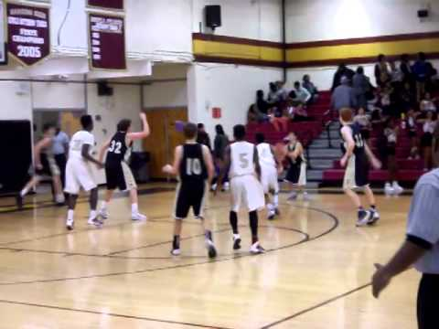 Harding University High School B-Ball Game
