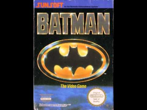 batman- gotham city streets nes
