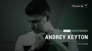 Скачать ANDREY KEYTON Tech House Pioneer DJ TV Saint Petersburg