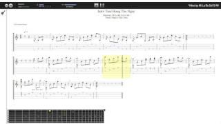 Intro Tuổi Hồng Thơ Ngây - Thanh Tùng & Thái Tuấn (tab guitar Haketu)