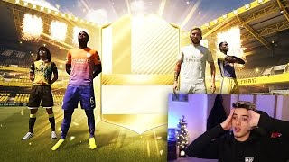 A WALKOUT IN EVERY PACK!! - MY BEST FIFA 17 PACK OPENING