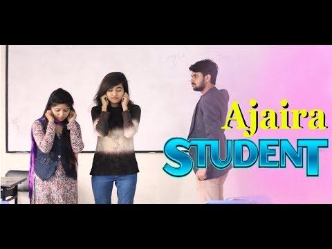 Ajaira Students | Bangla New Funny Video | Dhaka Guyz | Xoy | Saad | muhit | Raaz | Siam | Hridita