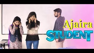 Ajaira Students | Bangla New Funny Video | Dhaka Guyz | Xoy | Saad | muhit | Raaz | Siam | Hridita