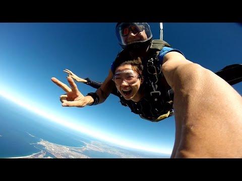Skydive Australia Sydney Wollongong