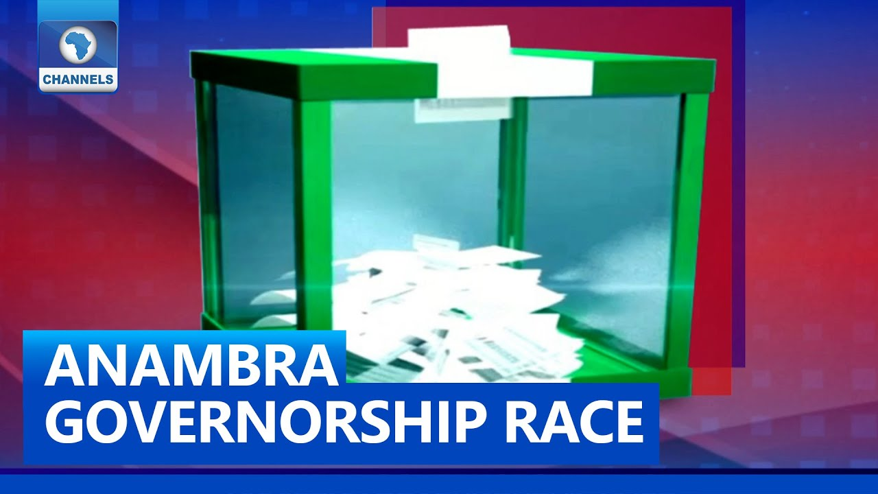 Download Anambra Governorship Race: INEC Candidates List Sparks Intense Controversy