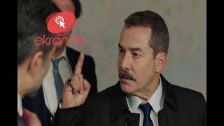Agah, Suçlamaları Reddeder! Zalim İstanbul 4. Bölüm -Ekranda