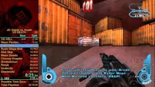 Judge Dredd vs Death - Co-Op Speedrun 24:35 without loads