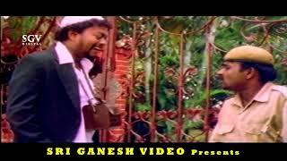 Kannada O Mallige movie Sadhu Kokila comedy scene video