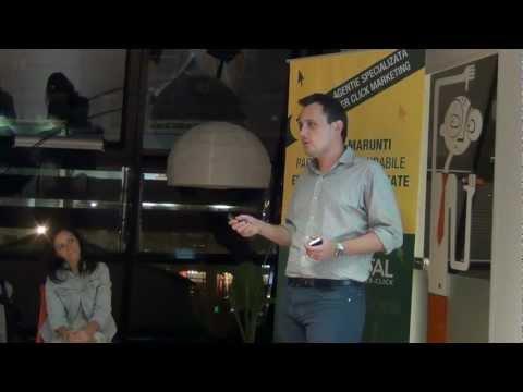 Bogdan ARON - Despre cursurile Market Motive (2012.09.26, The HUB Bucharest)
