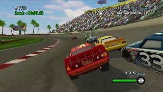 Disney Pixar Cars 1 the Videogame - Episode 5