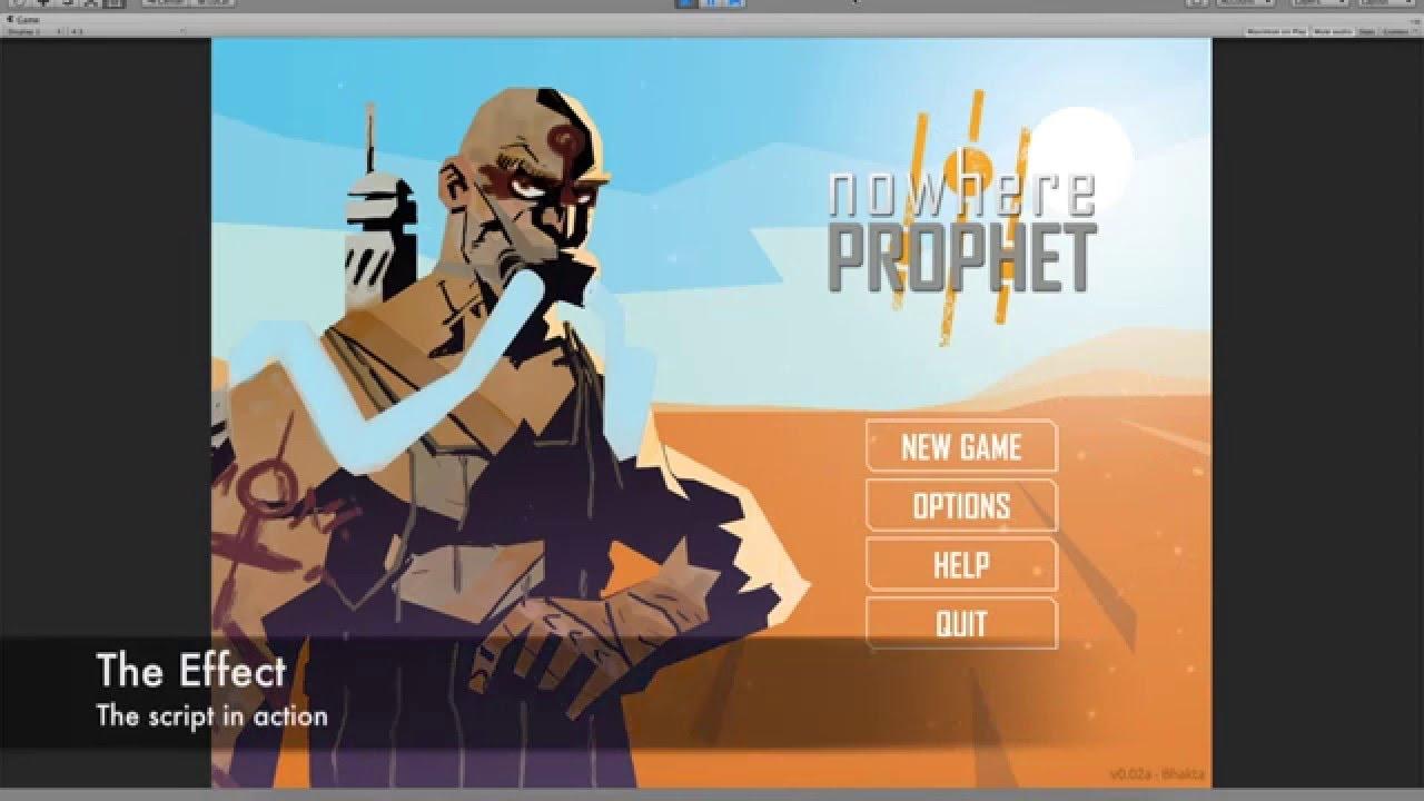 Unity 3D Loading Screen Tutorial + Free Script