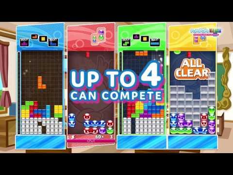 Puyo Puyo Tetris - English Teaser Trailer