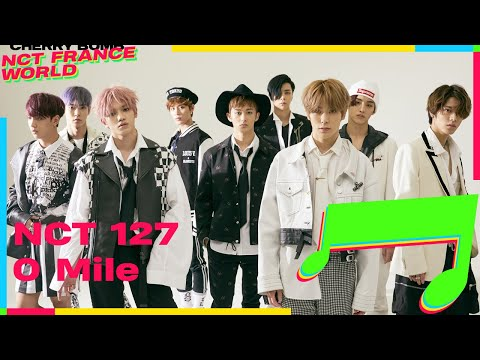 [VOSTFR] NCT 127 - 0 Mile (Lyrics HAN / ROM + Color coded)