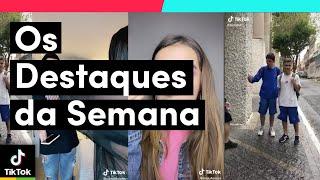 Os DESTAQUES DA SEMANA estão muuuuito engraçados! | TikTok Brasil