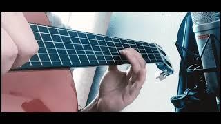 Mühür x Gün Ağarmadan   Guitar Mashup Cover by Alia Kanwal   Mustafa Ceceli   Irmak Arici