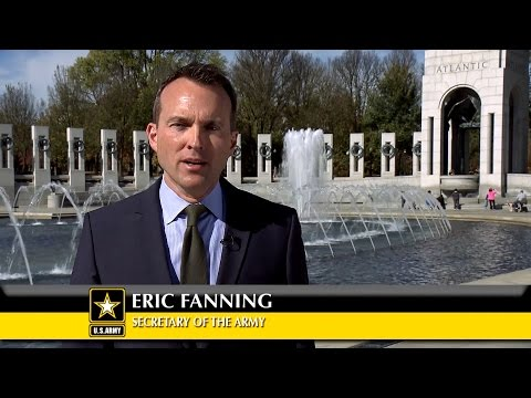 Secretary of the Army Veterans Day message 2016