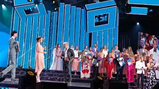 Гран при и победители конкурса Славянский базар в Витебске 2020