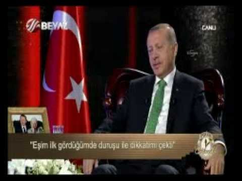 Turkey's Erdoğan describes love for wife on live TV - Today'