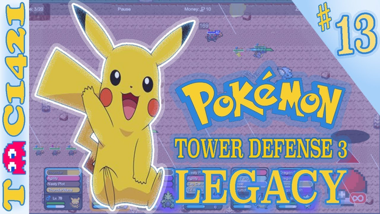 Pokemon tower defense 3 hacked arcadeprehacks