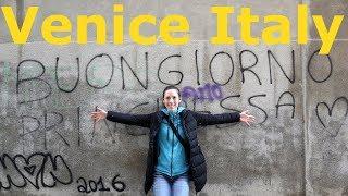 Venice, Italy | Snacking, Drinking, Exploring!