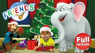 Father Christmas mix-up - City of Friends - Christmas Special