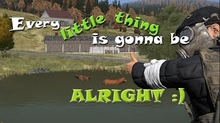 EVERY LITTLE THING IS GONNA BE ALRIGHT (Funny DayZ video)