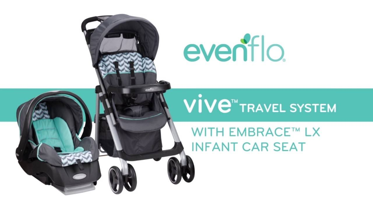 Evenflo ViveTM Travel System