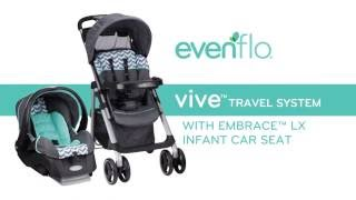 Evenflo Vive Travel System | Product Tour