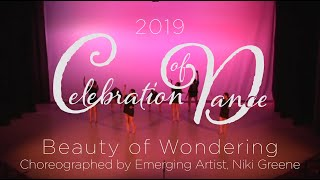 WIDT's Celebration of Dance 2019's Beauty of Wondering