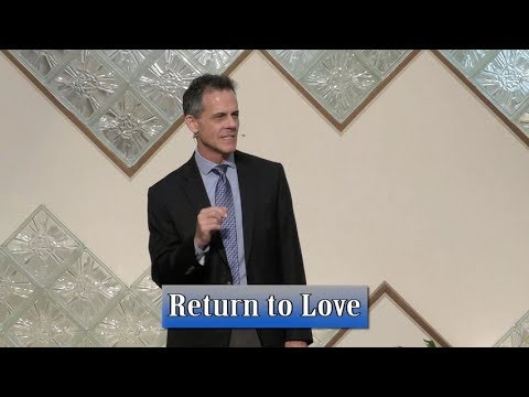 Return to Love | Unity Spiritual Center Denver | 8 13 17