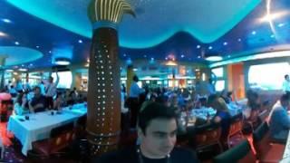 Animator's Palate Restaurant Cheering On Disney