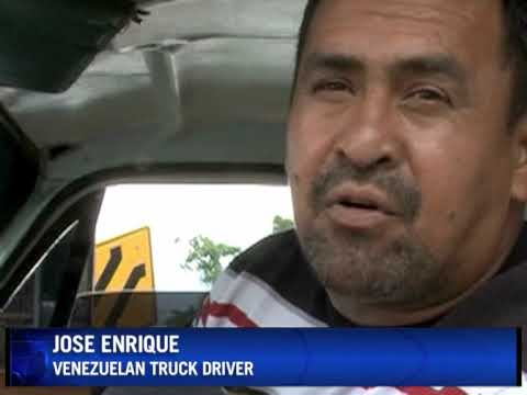 Venezuela-Colombia border town on high alert