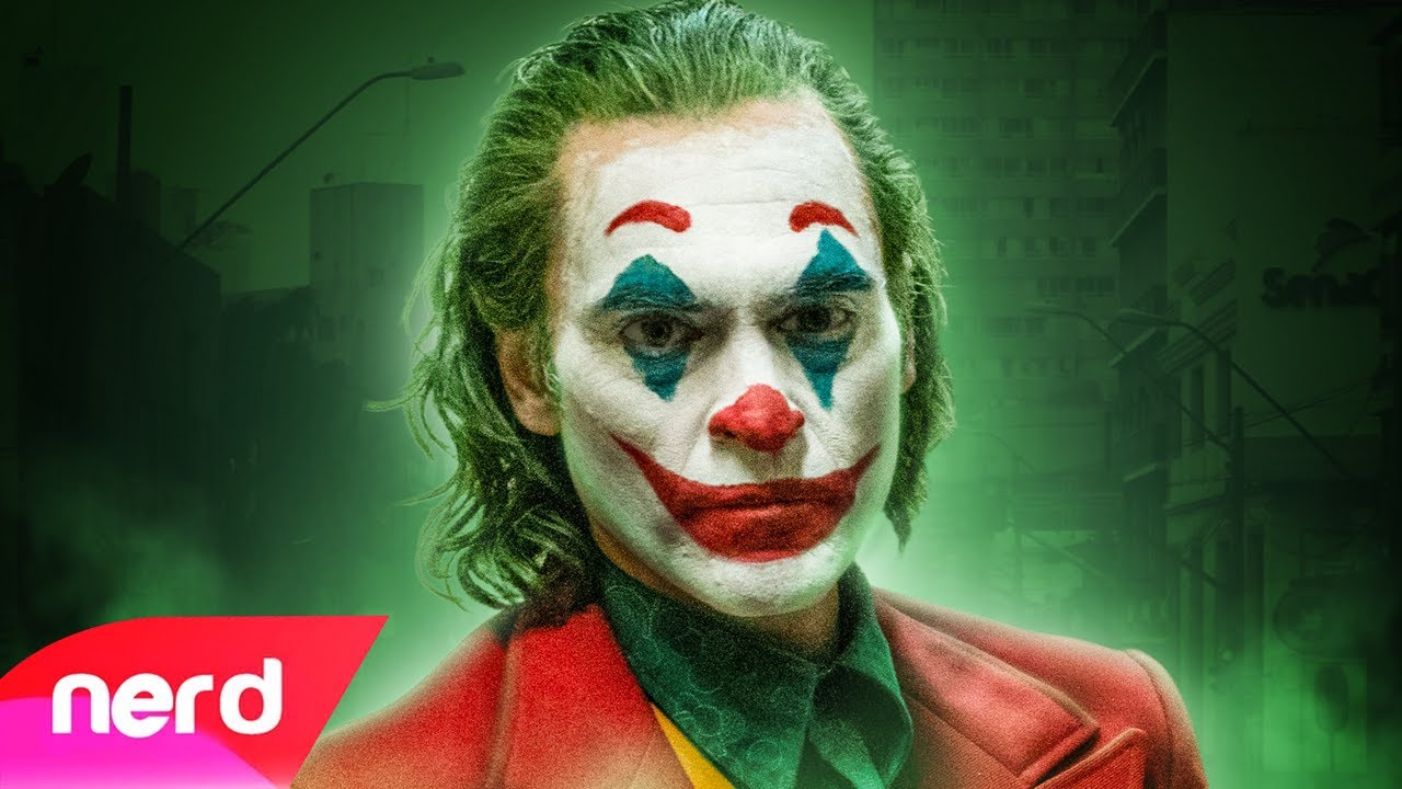 Joker Song | Who's Laughing Now | by #NerdOut (Unofficial Soundtrack)