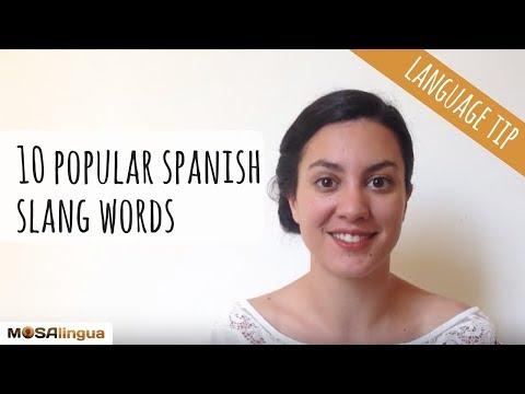 10 popular Spanish slang words to speak like a Spaniard