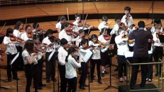 Ghosts of Brandenburg - Richard Meyer - Chamber Strings - Sydney Youth Orchestra - SYO