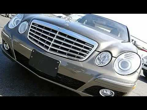 2009 mercedes benz e class atlanta luxury motors for Atlanta luxury motors duluth