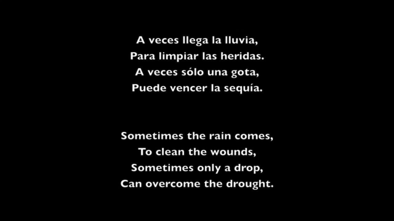Lyrics by marc anthony