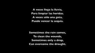 Marc Anthony - Vivir Mi Vida (Lyrics Spanish & English) (With Intro) (HD)