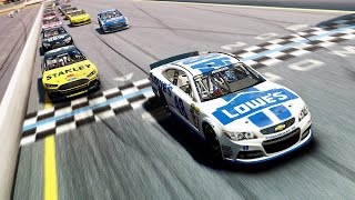 NASCAR 14 Demo - Pc gameplay HD 2014