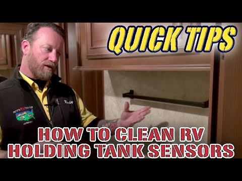 How to Clean Your RVs Holding Tank Sensors   Pete's RV Service Tips (CC)