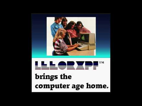 LEEORXPF brings the computer age home (Full EP, 2017)