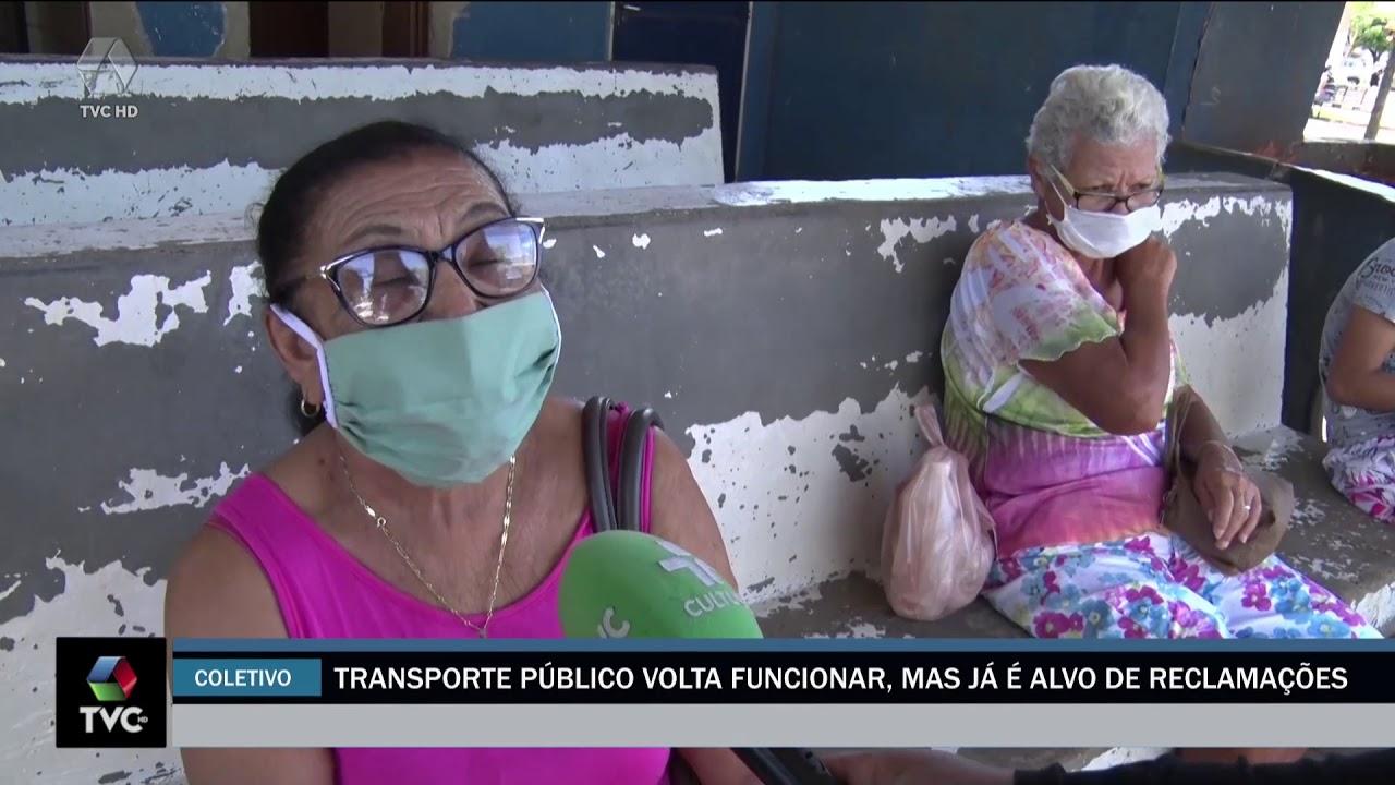 Transporte público de Três Lagoas volta a operar, mas é alvo de reclamações