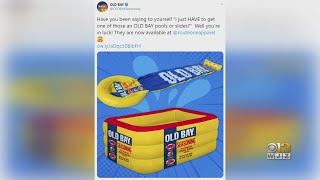 Inflatable Old Bay Pools For S…