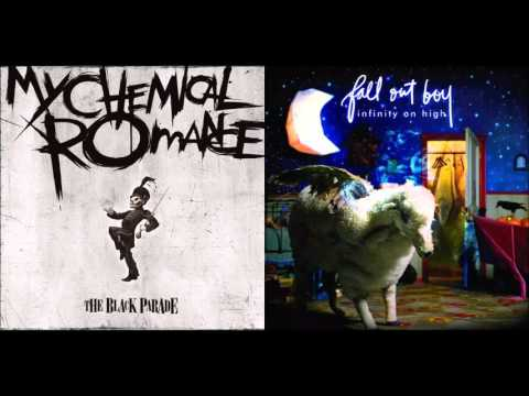 The Sharpest Take Over - My Chemical Romance vs. Fall Out Boy (Mashup)