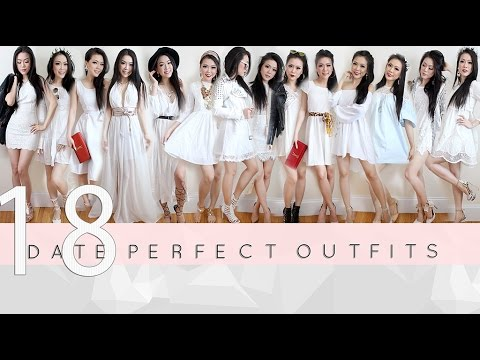 Date Outfit Ideas   18 Ways To Wear White