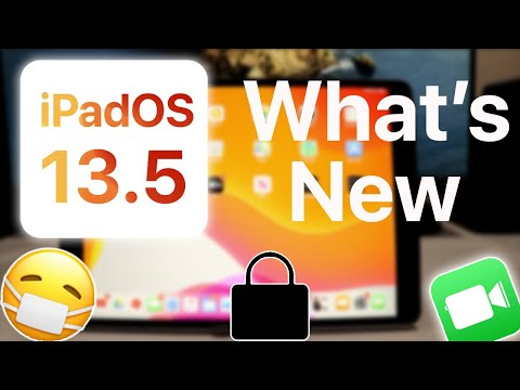 IPadOS 13.5 - What's New?